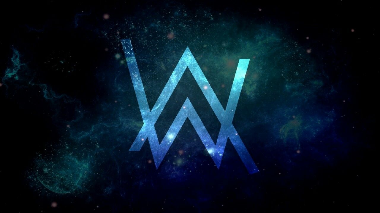 Alan walker logo alanwalker em 2019 alan walker planos de fundo e fundos - Alan walker logo galaxy ...