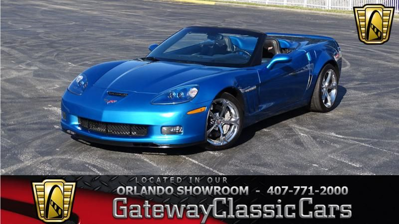 2011 Corvette Convertible for sale New Jersey 2011