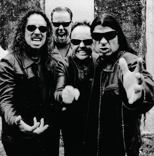 Metallica by Anton Corbijn