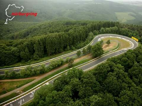 Nurburgring Nordschifle