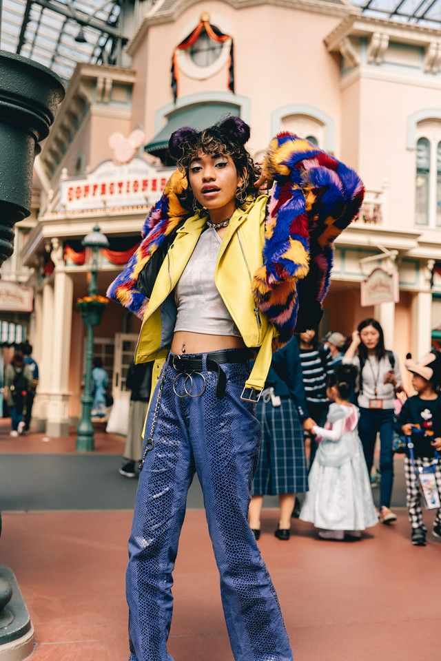 Vogue Went Around the World to Find the Best Street Style from Disney Parks | Disney Style – Street Style