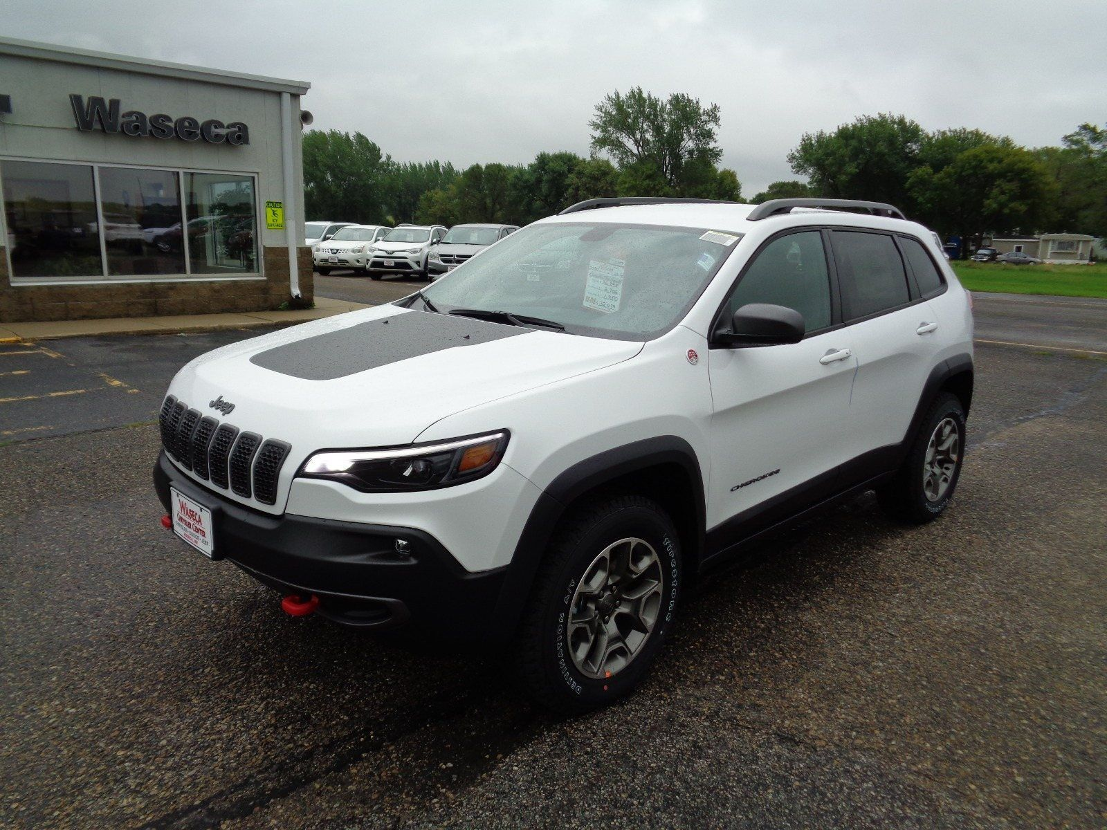 2021 Jeep Trail Hawk Price and Review