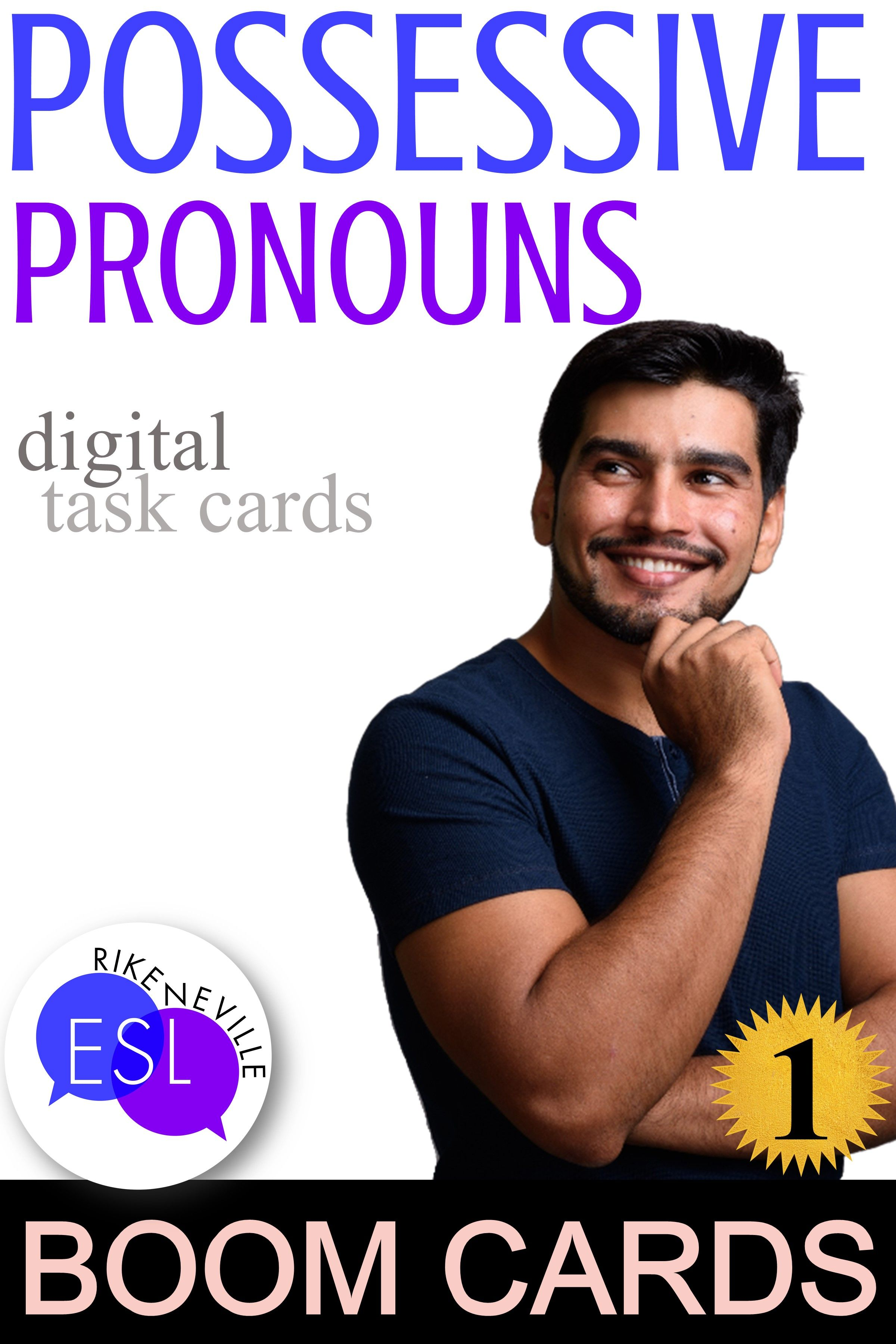 Esl Students Easily Confuse Possessive Pronouns And