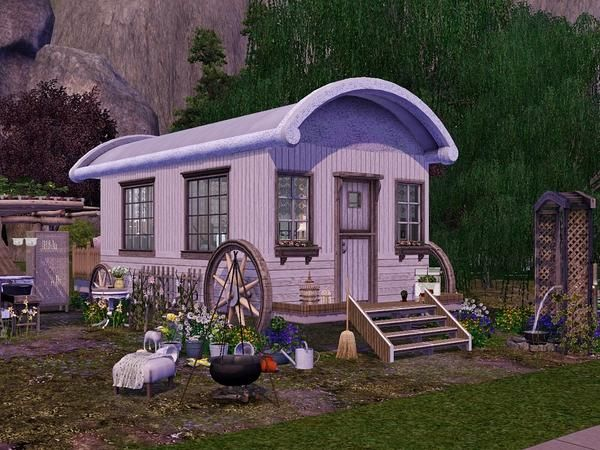 bohemian chariot by timi72 sims 3 downloads cc caboodle wunder