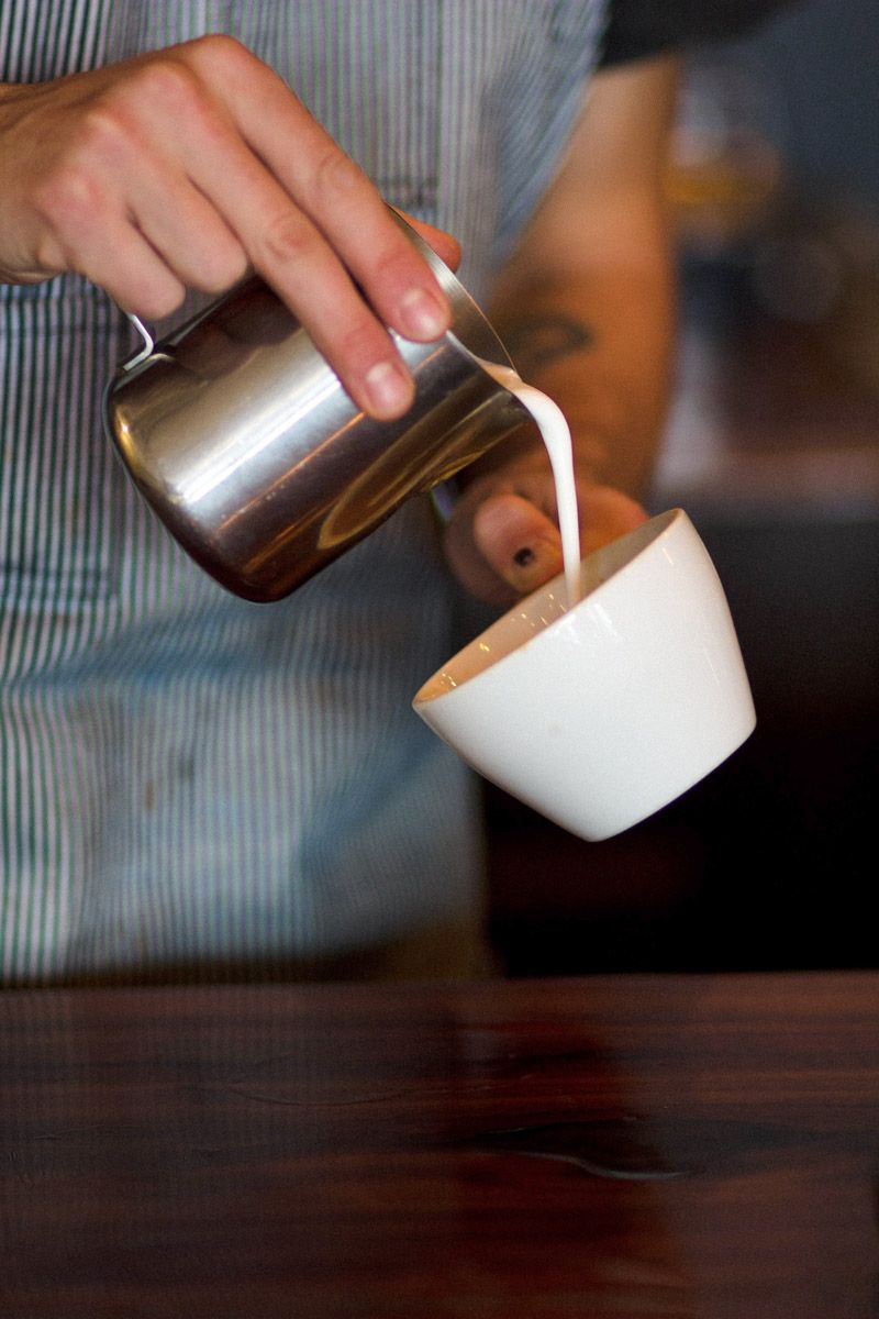 Inside The Abbey Coffee Company | Coffee company, Coffee and Barista