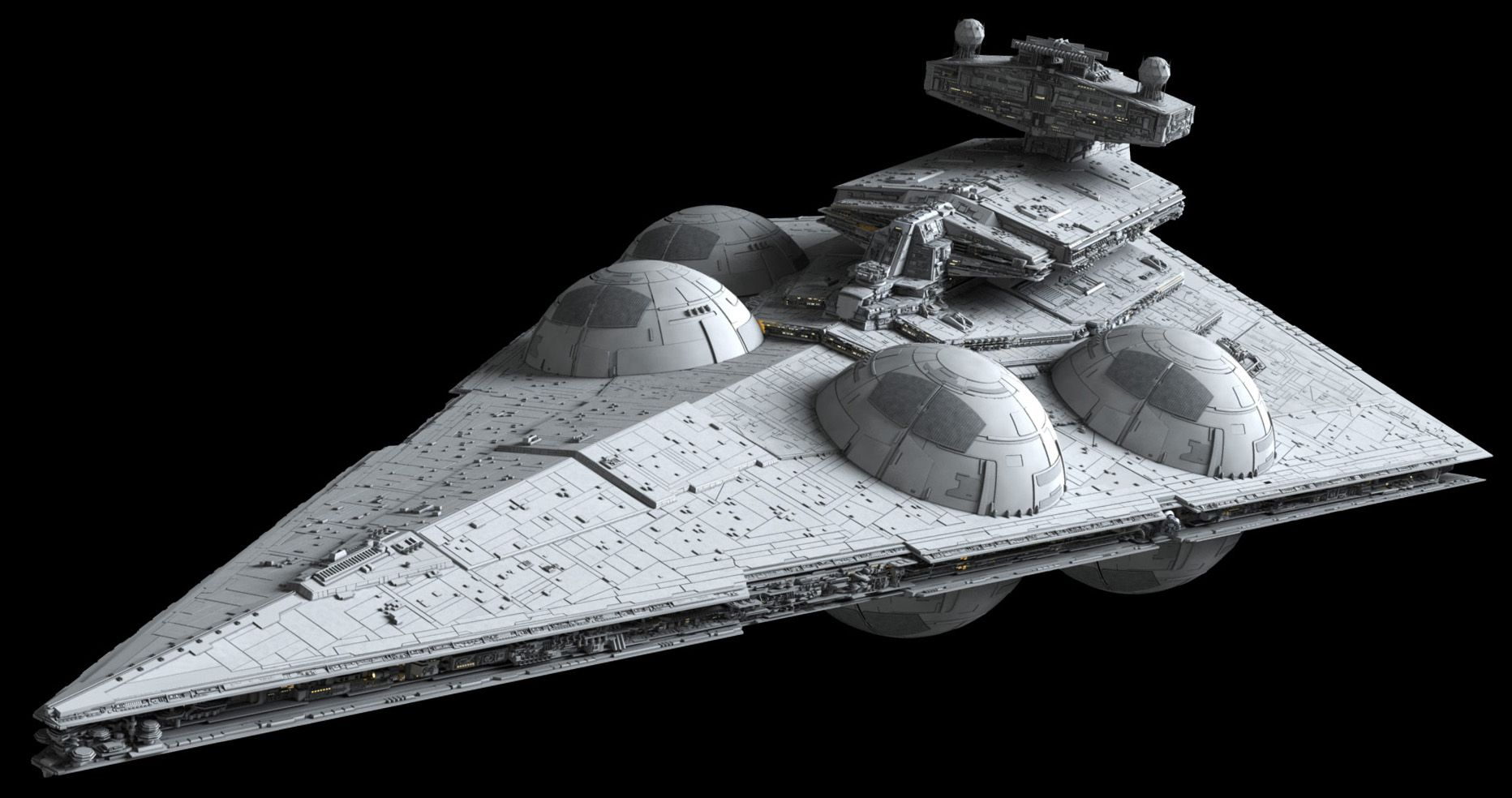 709ddf5e360 Interdictor-class Star Destroyer... Star Wars Imperial ...