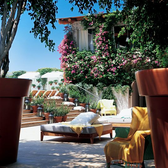 The Mondrian Is An La Boutique Hotel In West Hollywood On Sunset Strip With Asia