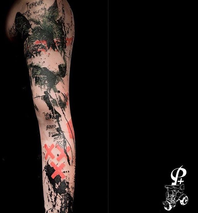 bdd95734d Paul Talbot | Paul Talbot Art | Tattoo trash, Tattoos, Tattoo designs