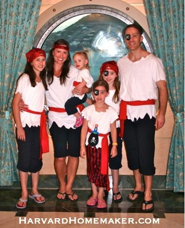 A moms guide 15 things to pack for a disney cruise other this mom also shares other travel tips and even her diy pirate costumes solutioingenieria Images