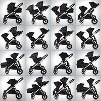 Pin by Bestdoublestrollers on Double strollers & car seat ...