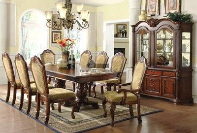 Cherry Dining Room Set Dining Room Set Sears Dining room