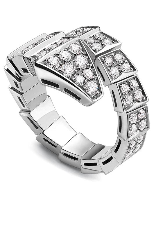 bvlgari snake ring