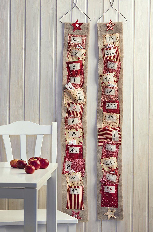 n hen f r advent und weihnachten advent calendar pinterest calendrier avent et calendrier de. Black Bedroom Furniture Sets. Home Design Ideas