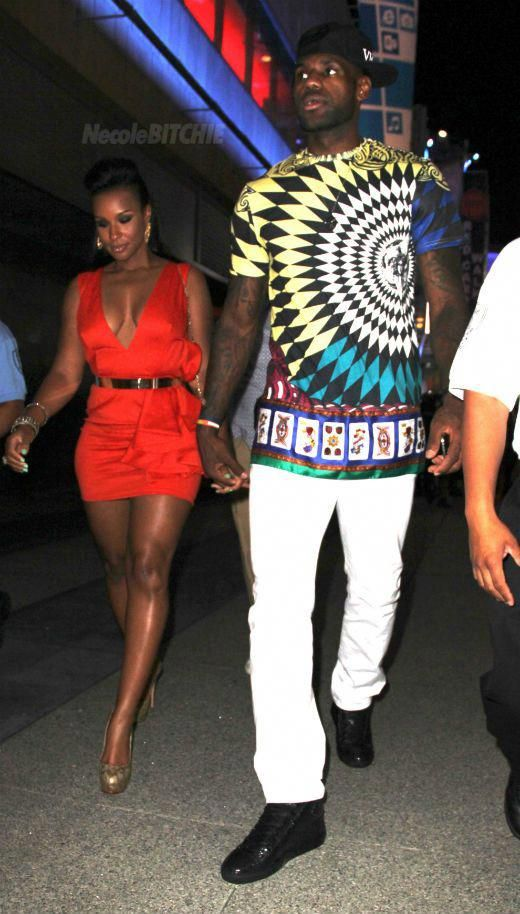NBA Couples: Kevin Durant Hits The Beach With Monica ...