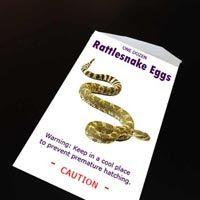 Rattle Snake Eggs Pranks Jokes Fake Rattlesnake Eggs Prank Gags