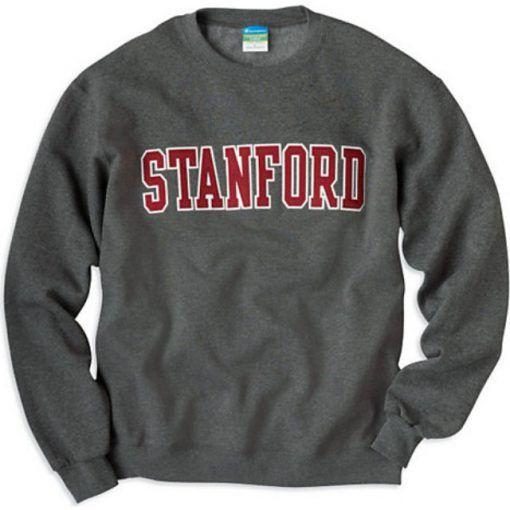 Stanford Sweatshirt SR18D di 2020 Jaket, Kasual