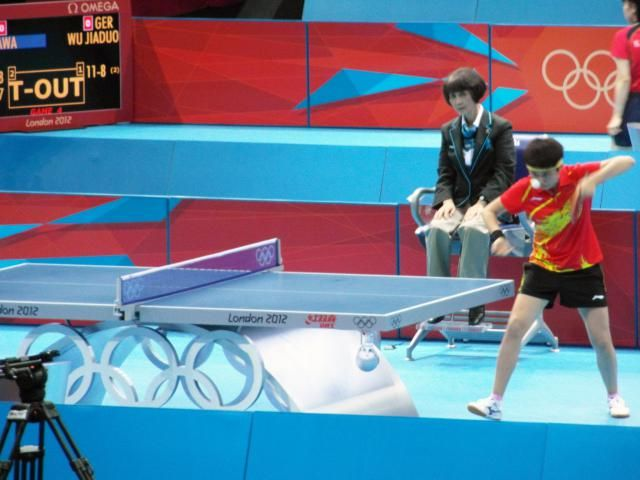 The Most Important Rules For Olympic Table Tennis Olympic Table Tennis Tennis Techniques How To Play Tennis