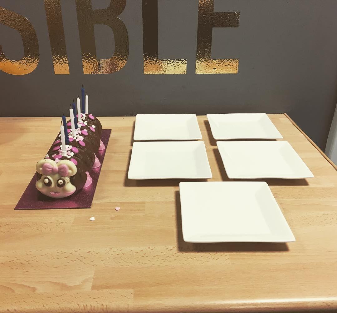 Early Birthday Celebrations For The Boss! Happy Birthday