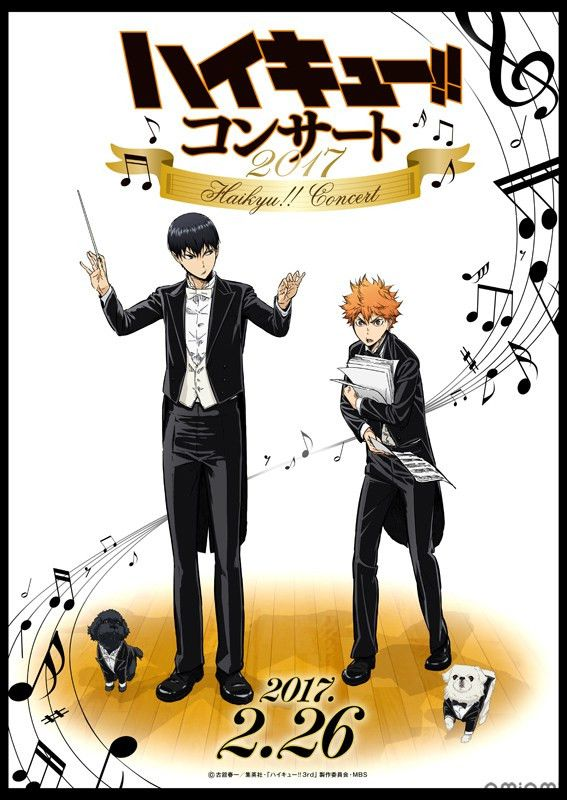 Tobio and Shoyo Dress up for New