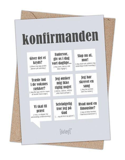 sjove citater om konfirmation kort til konfirmation med sjove citater fra dialaegt  sjove citater om konfirmation