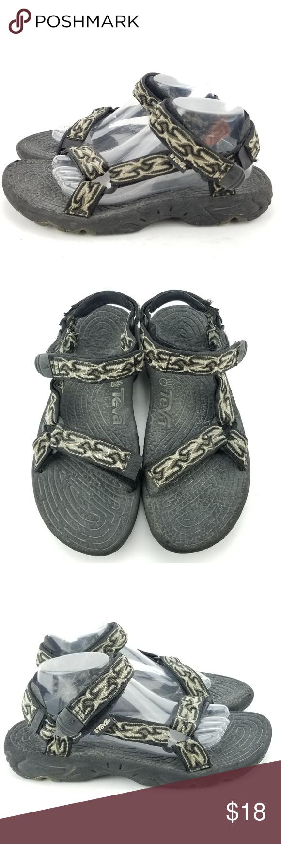 3f3c480655d Teva Terradactyl Water Sandals Men s Size 9 EJ32 Teva Terradactyl 6601  Water Sport Sandals Men s Size