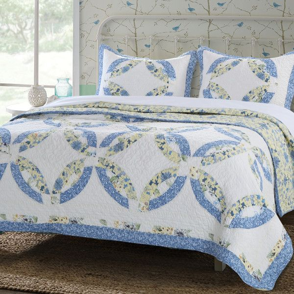 Shabby To Chic Quilt Sets King Quilt Sets Reversible Quilt