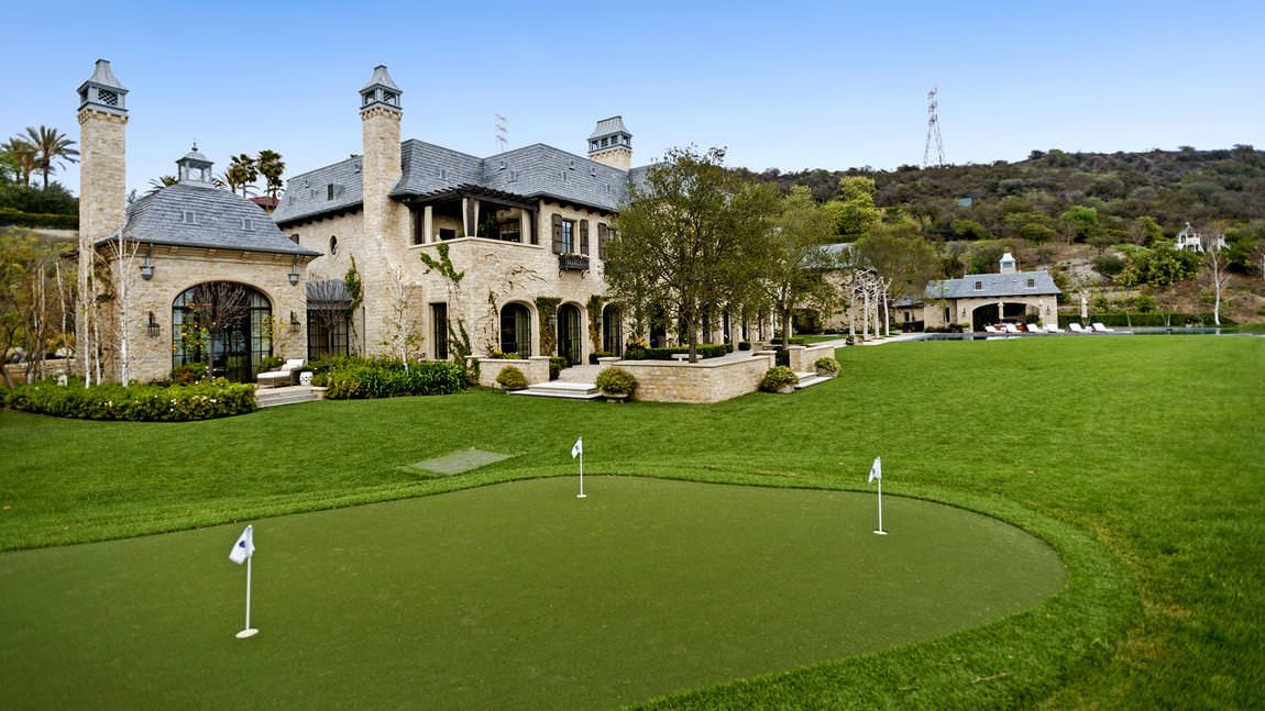 Mansion Dream House Dr Dre S House Celebrity Houses Tom