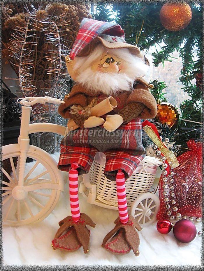 Новогодние сувениры своими руками игрушки фото 678