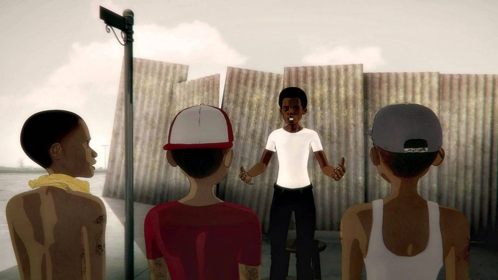 Dutty Bwoy Controversy (Alkaline) TV Episode Preview [Animation]