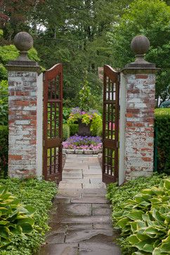 Reclaimed Brick Design Ideas Pictures Remodel And Decor Garden