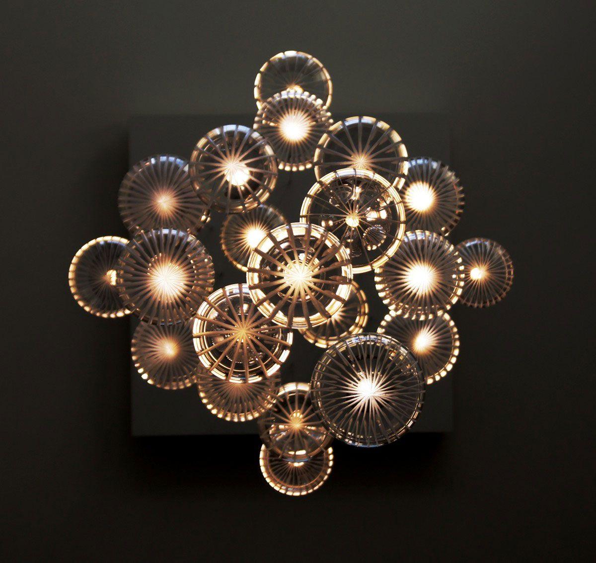 Modern glass chandelier glass chandeliers contemporary led happy lights modern glass chandelier arubaitofo Gallery