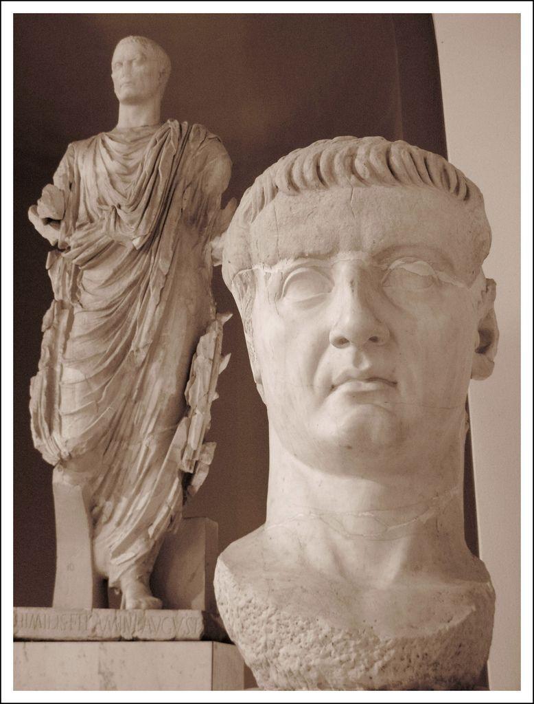 Emperor Tiberius, Tripoli Museum, Libya |  Flickr.com
