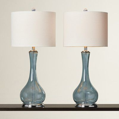 Youll love the hans 28 table lamps set of 2 at wayfair great deals on all lighting products with free shipping on most stuff even the big stuff