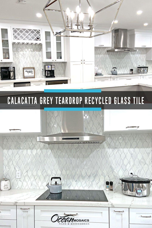 Pin On Recycled Glass Tile Backsplash Wall Floor Fireplace