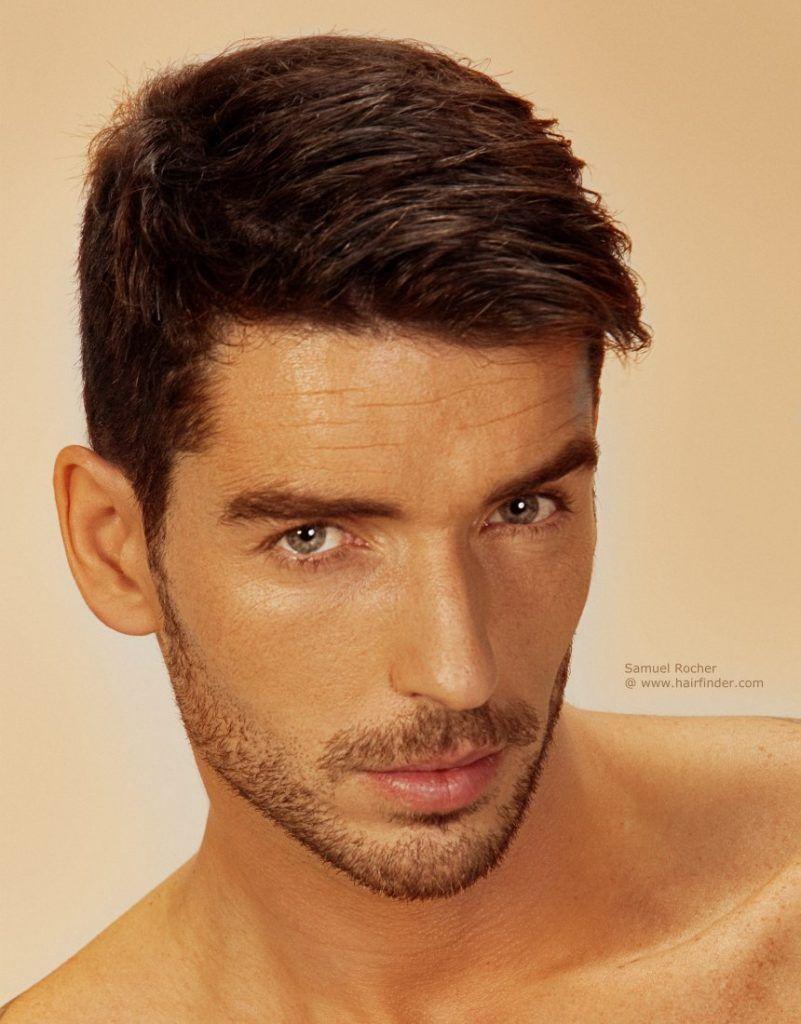 Easy Hairstyles For Men Hairstylo Easy Mens Hairstyles Haircuts For Men Mens Hairstyles