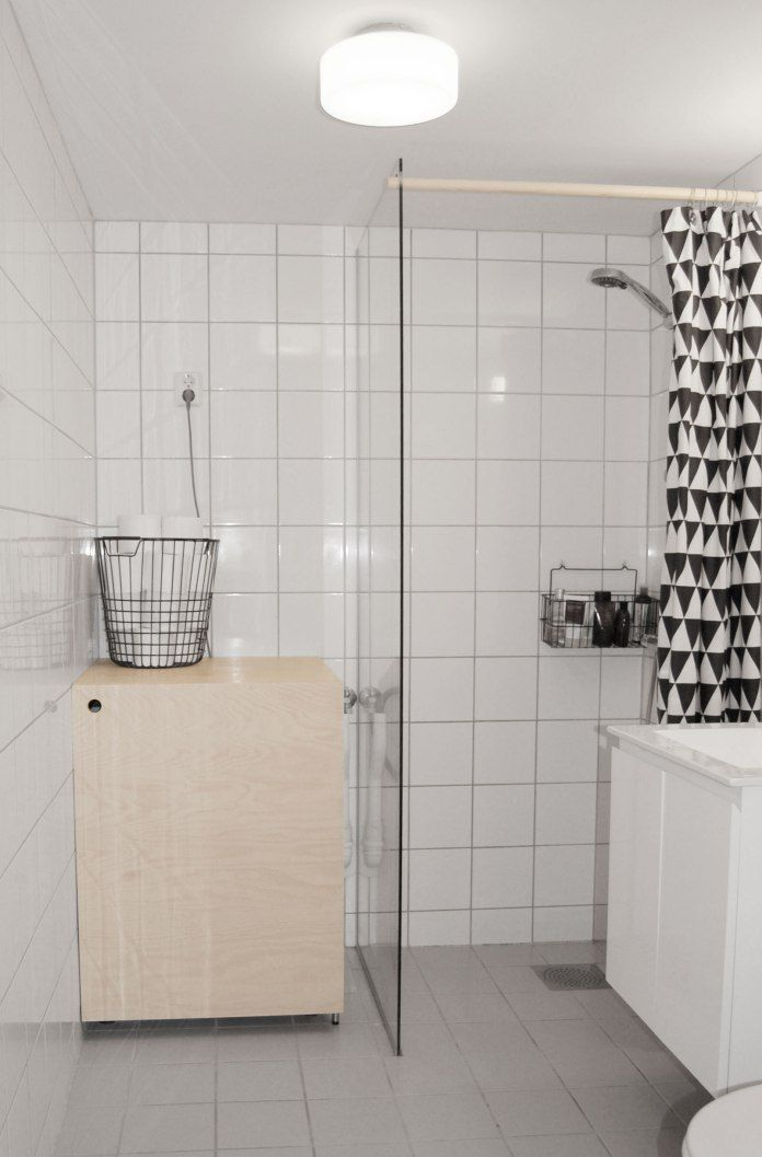 simple shower upgrade
