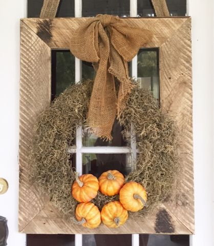 Fall is in full swing and we're enjoying our second autumn in the farmhouse this year! I absolutely love Christmas time but I'll be so sad ...
