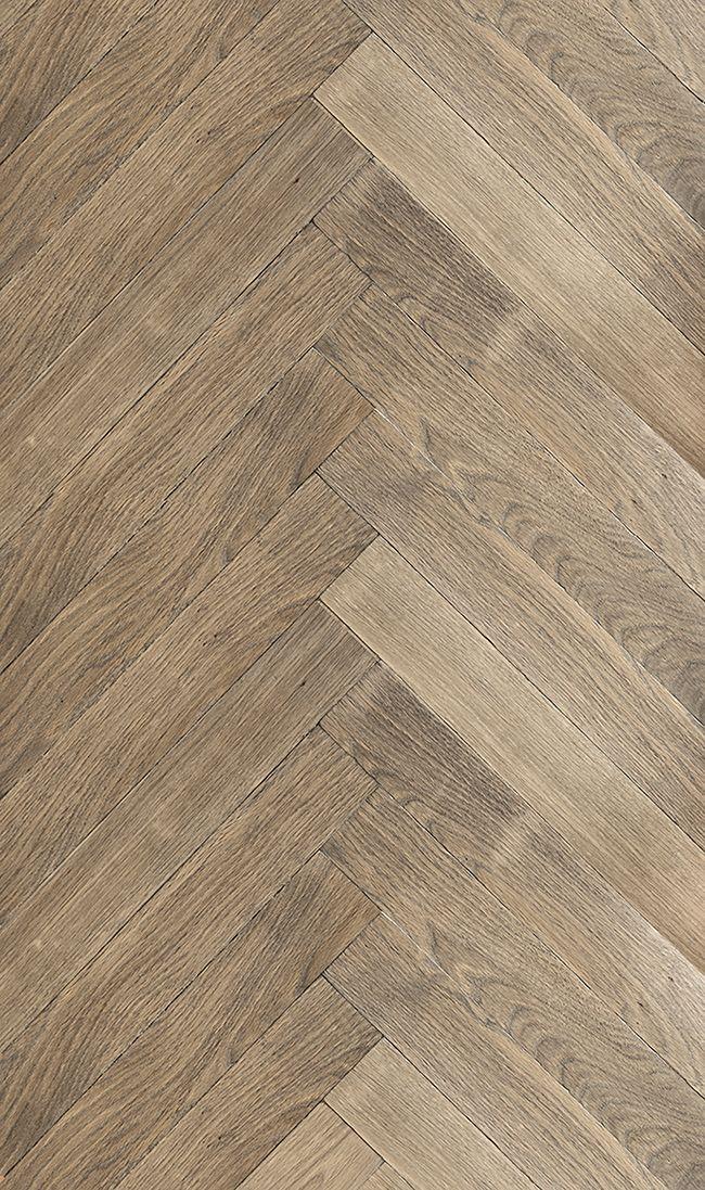 Driftwood Large Herringbone Wood Floor Texture Floor
