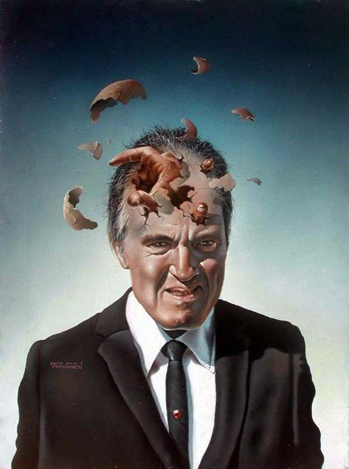 Phantasm Art Horror Movie Art Movie Art Bizarre Art