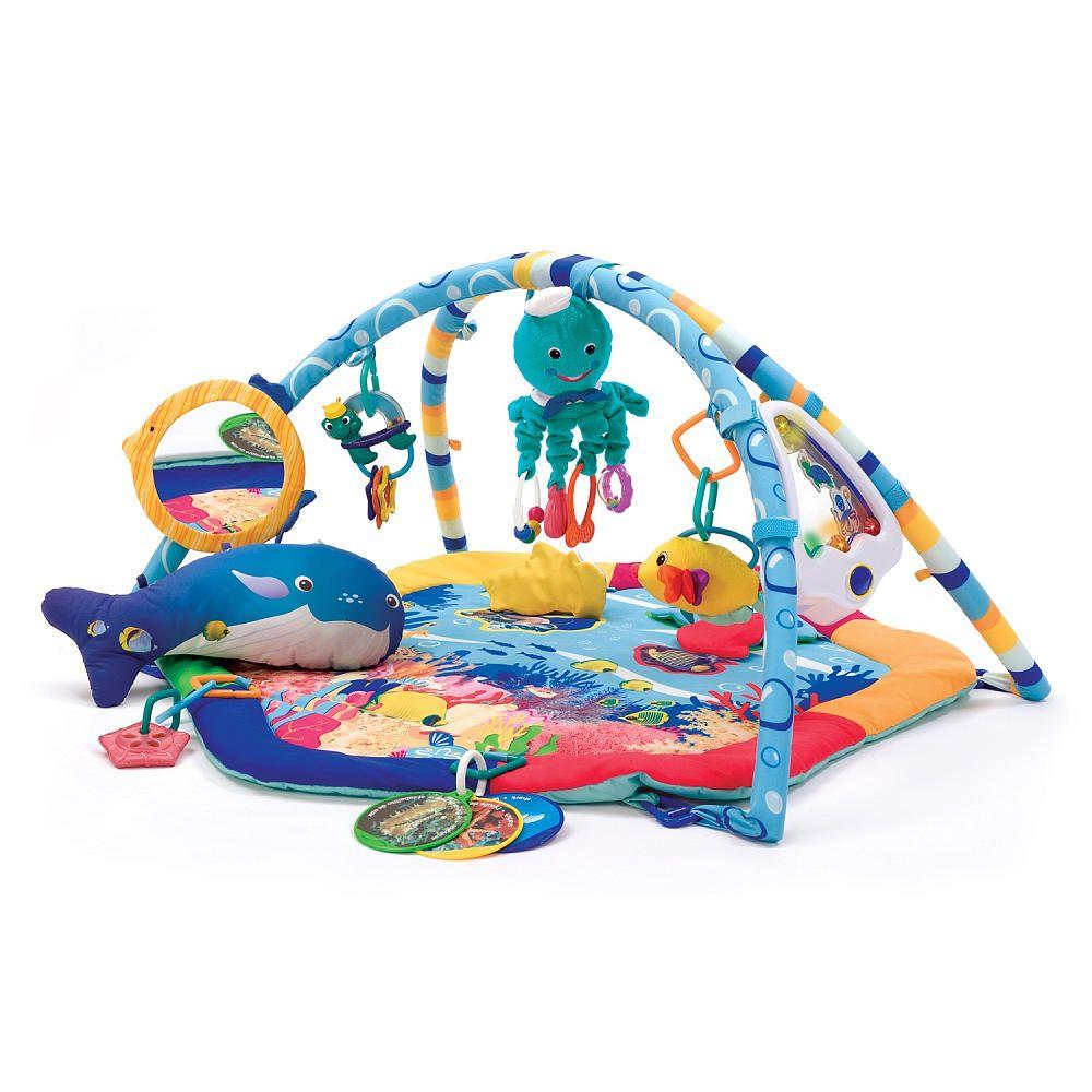 This Soft Baby Einstein Baby Neptune Ocean Adventure Gym