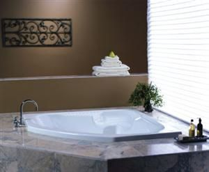 Corner Soaker Tub With Images Corner Jetted Tub Jacuzzi Bath