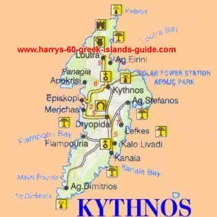 Kythnos island Cyclades Greece Selected by wwwoiamansioncom