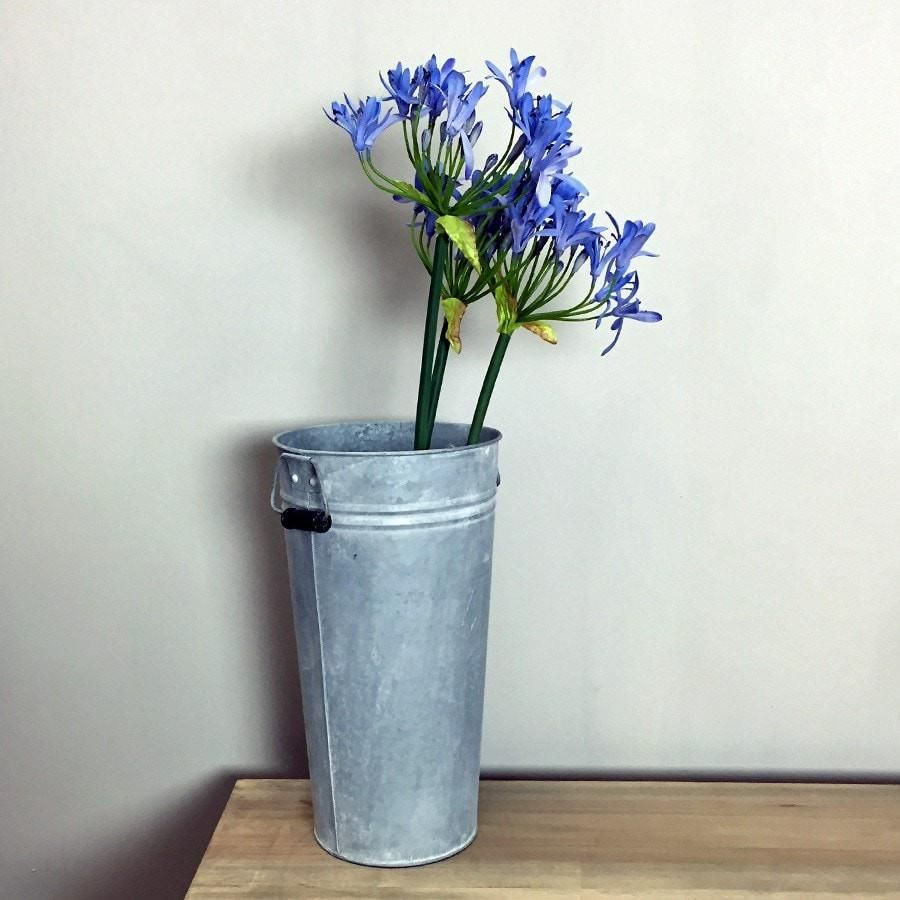 Aged Zinc Florists Vase | Flower vases Zinc Flower Vases on zinc metal, zinc desk, zinc patina, zinc car, zinc basket, zinc chest, zinc dog, zinc table,