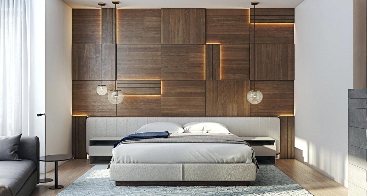 Wooden Panel Bedroom 9 Wood Wall Panel Bedroom Bedroom Bed Design Wooden Wall Design Master Bedroom Design