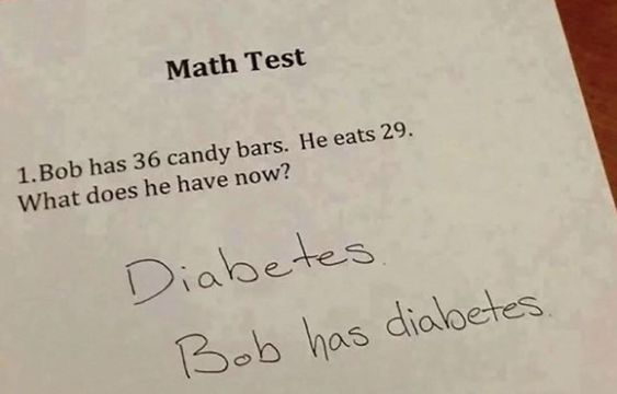 Funniest Kid Test Answers Will Make You Laugh (50 Images) - The Funny