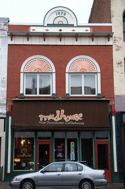 Mudhouse Springfield Missouri Coffee House Springfield Mo