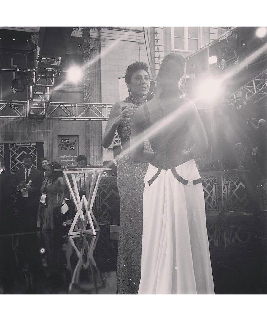 Kerry Washington at the 2016 Academy Awards.