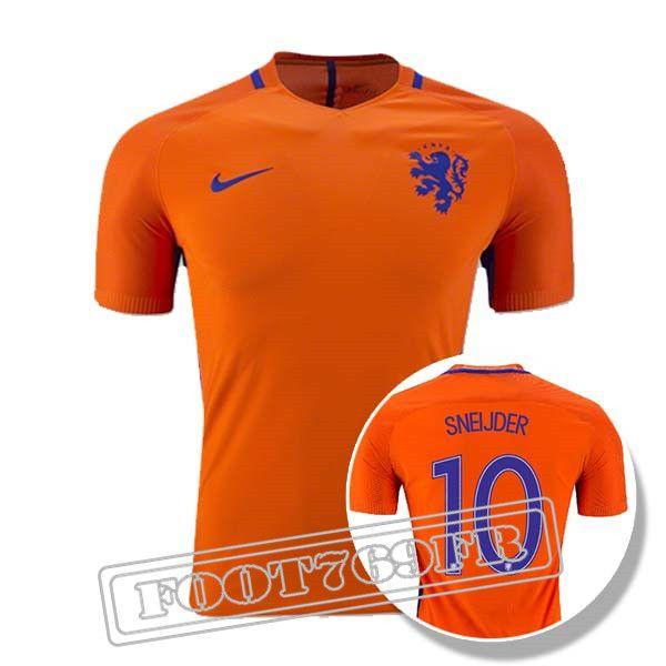 Maillot equipe de Pays Bas Homme