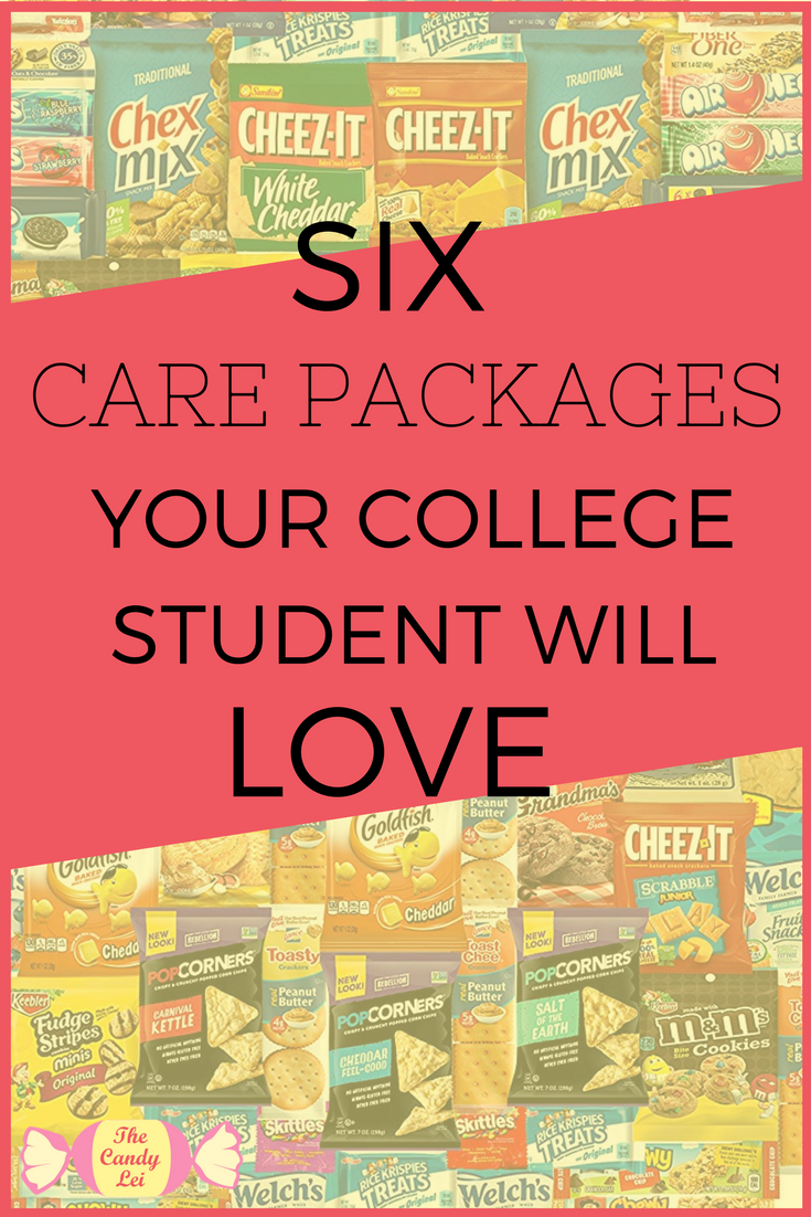 Send Your Far Away College Student A Care Package Theyll Absolutely Love