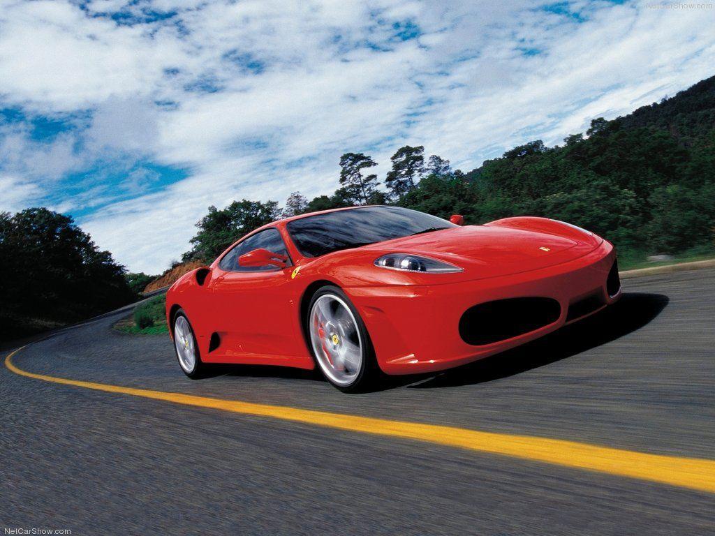 2005 Ferrari F430 (With images) Ferrari f430, Ferrari